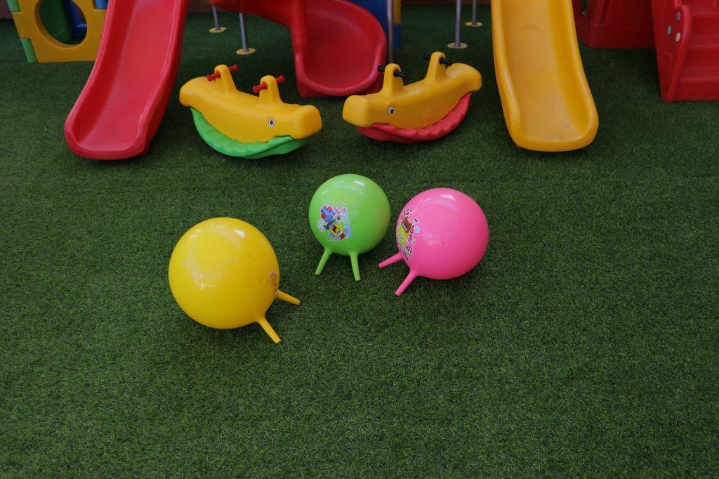 Un espace de divertissement complet pour vos enfantsaire de jeux